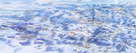Carte Interactive Des Montagnes De by Interfrance Ski Morteau Station De Ski Val De Morteau