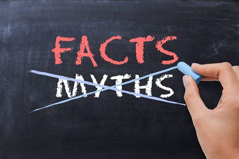 How To Start A Myth by 5 Recovery Myths Debunked Addictioncenter