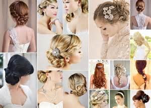 coiffures de mariage idée coiffure pour mariage s au salon de laetitia