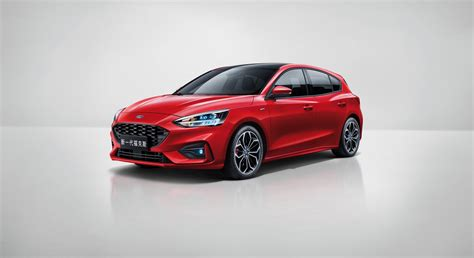 All-new, 2019 Ford Focus Revealed