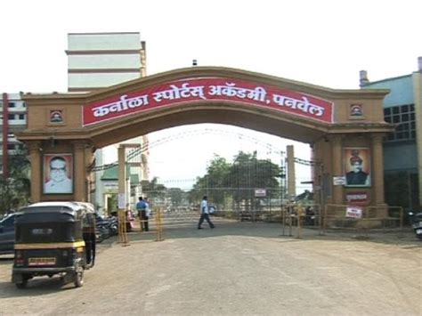 navi mumbai sports panvel karnala sector colony hoc plot behind training