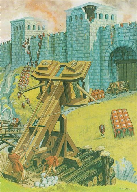 siege warfare ancient siege warfare images