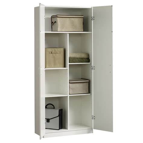 tall storage cabinets with doors tall white storage cabinet with doors imanisr com