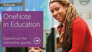 Onenote For Education