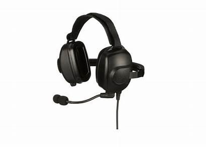 Headset Heavy Duty Behind Head 24db Nrr