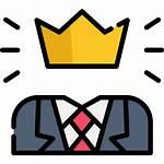King Icon Flaticon Icons Font Freepik Designed