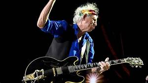 Happy Birthday Keith Richards: Fronting The Rolling Stones