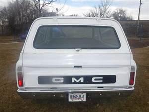 1972 Gmc Jimmy K5 Chevy Blazer 4x4 - 4 Speed Manual