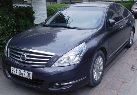 Nissan Teana Modification by Nissan Teana