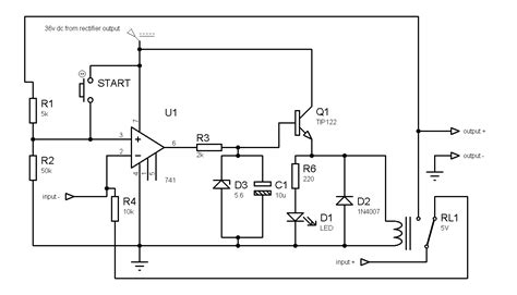 Power Supply Short Circuit Protection Electronics