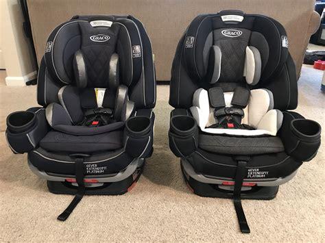 graco extendfit  facing convertible car seat