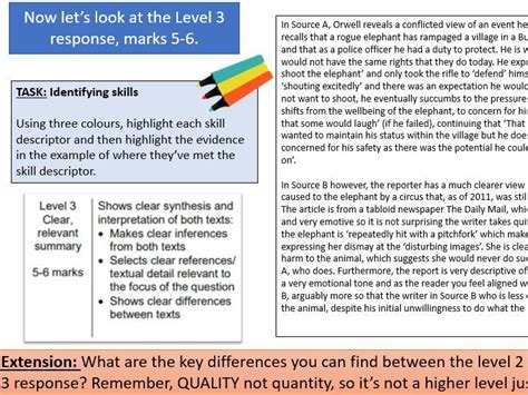 Ao5 write the text for a speech in which persuade year 11 students to behave more responsibly to. AQA Lang Paper 2, Question 2 with model answers | Teaching Resources