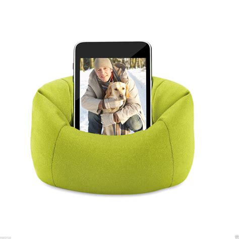 bean bag chair for your mobile or your ipod mp3 player