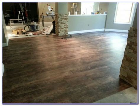 Vinyl Plank Snap Together Flooring   Flooring : Home