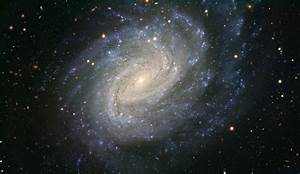 Fading Supernova Spotted in New Spiral Galaxy Photo ...