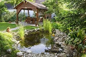 Kleine Gartenteiche Beispiele : garten gestalten 25 ideen zur gartengestaltung ~ Whattoseeinmadrid.com Haus und Dekorationen