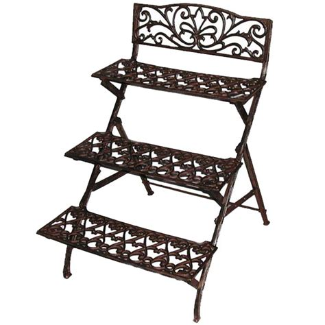 Folding Etagere by Customer Reviews For Stamford 3tier Folding Etagere