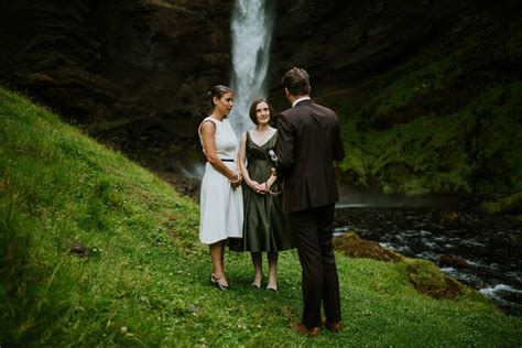 A Same Sex Wedding Photographic Journey Through Iceland