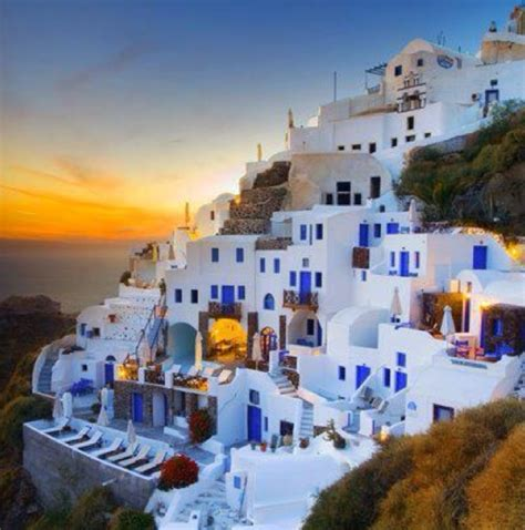 Santorini Greece Karterados Greece Few Places In The
