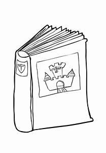 Dibujo Para Colorear Libro 2 2 Img 14834