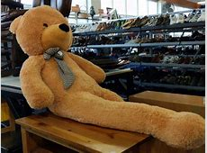 Longlegged Teddy bear that creeped out the internet