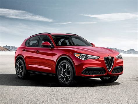Stelvio, The New Alfa Romeo Suv