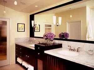 designing bathroom lighting hgtv With pictures of bathroom decorating ideas
