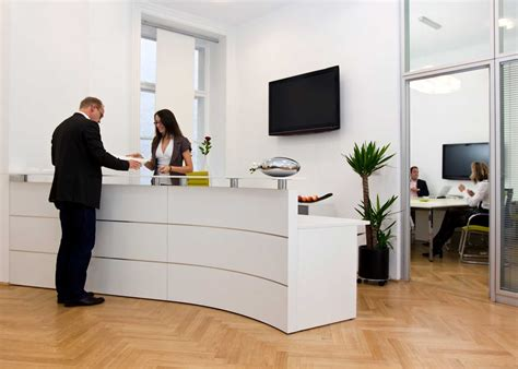 receptionist skills  impact  entire firm robert