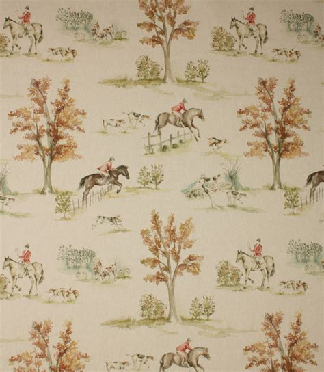 Damask Curtain Fabric voyage decoration horse amp hound fabric linen just fabrics