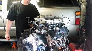 2001-02 Mustang V6 Engine Swap Part 3