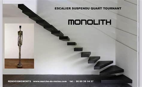 Escalier Suspendu Kit by Http Www Marche En Resine Com Differentstypesd Index
