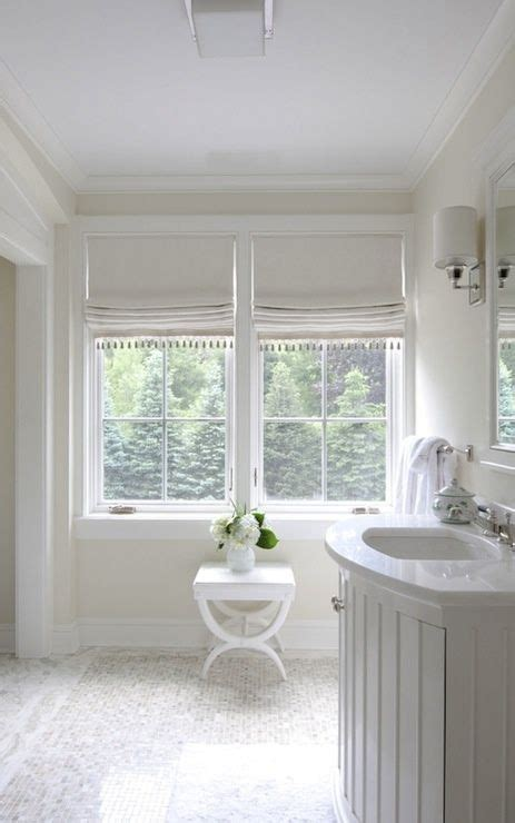 bathrooms  roman shades messagenote