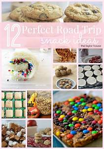 12 Perfect Road Trip Snack Ideas | The Taylor House