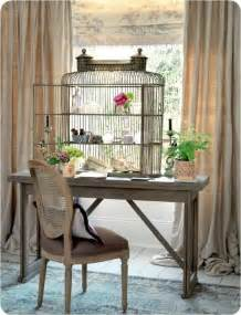 home interior bird cage give your home a chic decor by reusing your bird cage in 25 ways