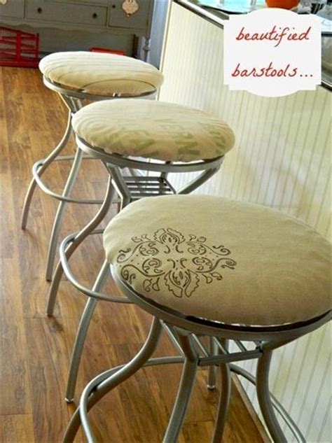 barstool rev diy turn bar chairs into brand new