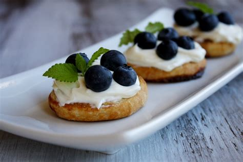 desserts with blueberries fresh blueberry dessert bruschetta recipe dishmaps