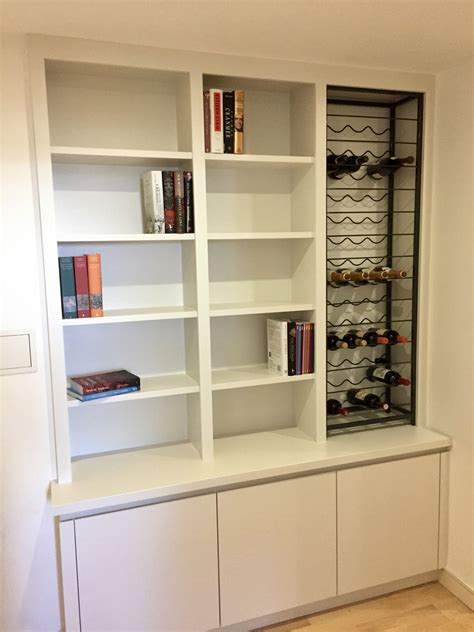 Customized Bookshelf by Custom Made Bookcases The Bookcase Co
