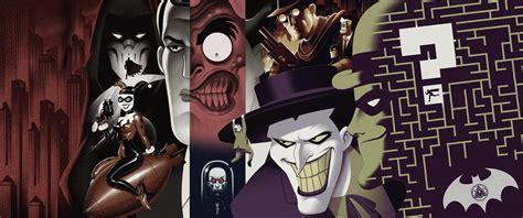 Batman The Animated Series Wallpaper - batman animated series wallpaper requested by u