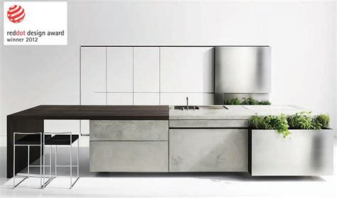 The Concrete Kitchen By Martin Steininger Wins The 2012