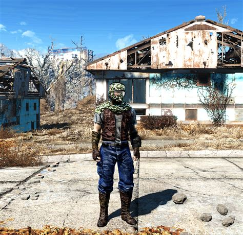 Desdemona Clothes Re-texture at Fallout 4 Nexus - Mods and community