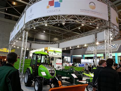 Agricultural Equipment Cluster Once Again At The Largest