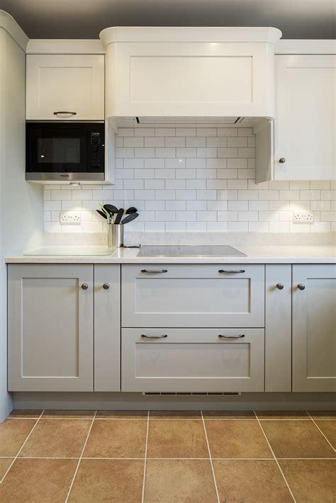 create  beautiful shaker style kitchen der kern