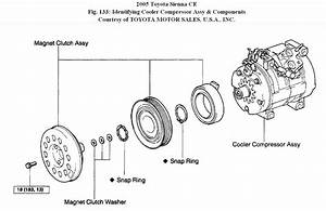 A C Compressor Clutch Wiring Diagram For Honda