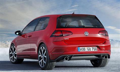 golf 7 gti performance facelift vw golf 7 gti facelift 2017 preis update autozeitung de