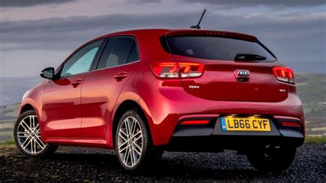 2019 Kia Rio Colors  Efficient Family Car Efficient