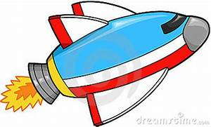 Cartoon clipart spaceship - Pencil and in color cartoon ...