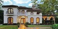 mediterranean style homes Texas Home Builder Gallery Contemporary Homes,Craftman ...
