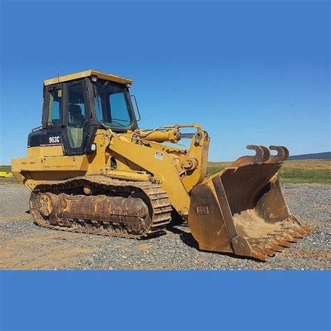 caterpillar track loader supplier worldwide  cat