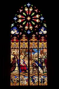 Why Do Churches Have Stained Glass Windows? | Synonym