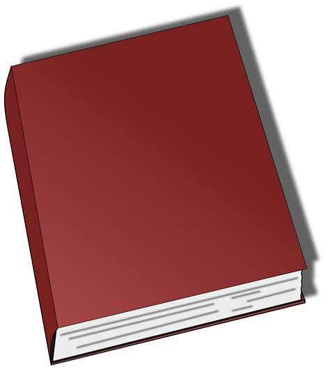 book cover png clipart generic book